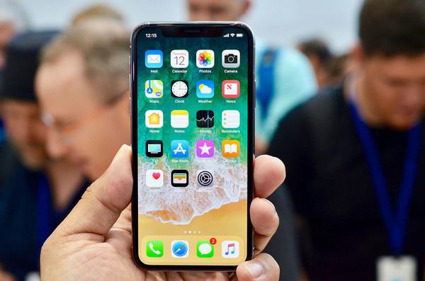 一张通过废旧手机回收iphone x的图片