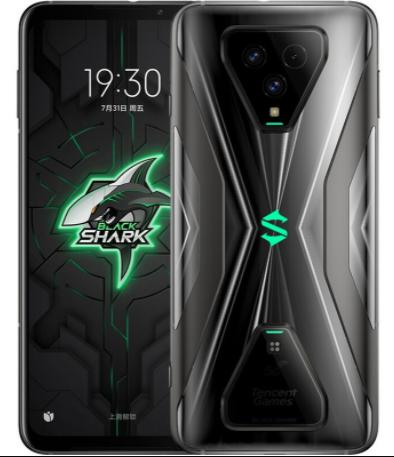 黑鲨游戏手机3S手机回收