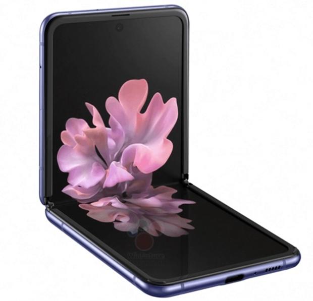 三星 Galaxy Z Flip (4G)手机回收